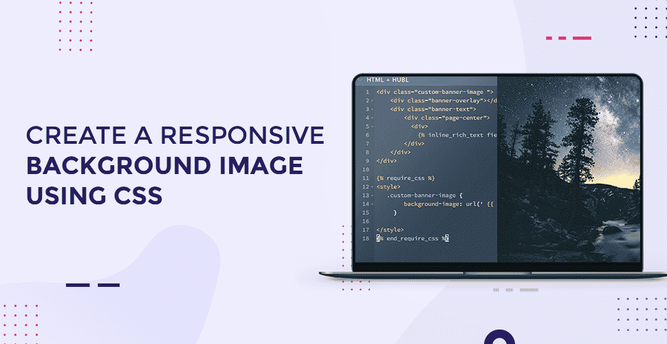 How To Create a Responsive Background Image Using CSS