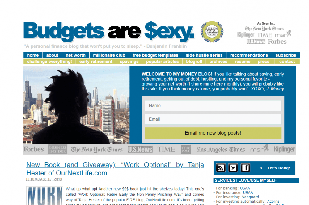 budgets-The 12 Bad Website Designs You Will See till Date