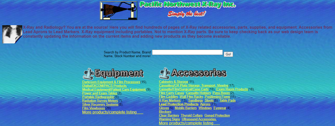 pacific-The 12 Bad Website Designs You Will See till Date